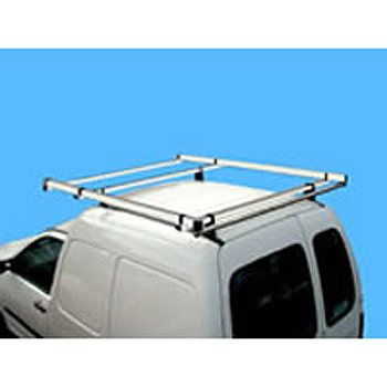 Volkswagen VW Caddy 97-03 - Heavy Duty S/S Roof Rack SWB